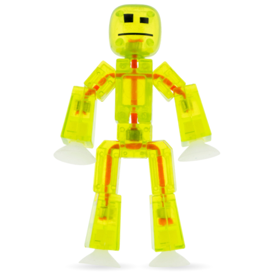 Stikbot Clear Lime