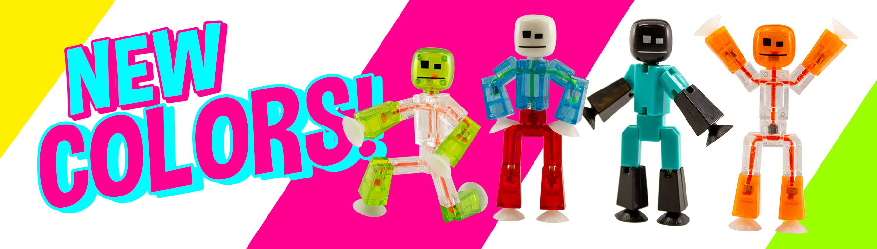 Stikbot Toys Official - Bring your imagination to life!